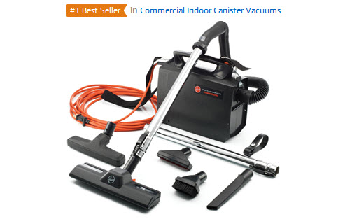 3. Hoover CH30000 PortaPower Commercial Vacuum