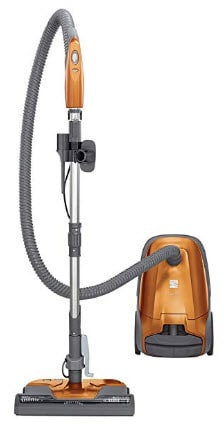 Kenmore 81214 200 Series Pet Friendly Lightweight Bagged Canister Vacuum