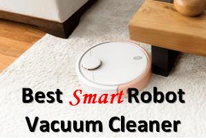 best smart robot vacuum
